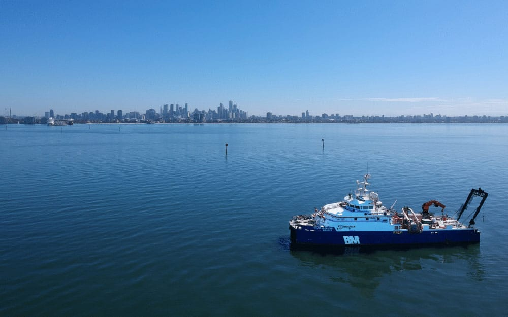 Bhagwan Marine And Port Of Melbourne Embark On Powerful Partnership
