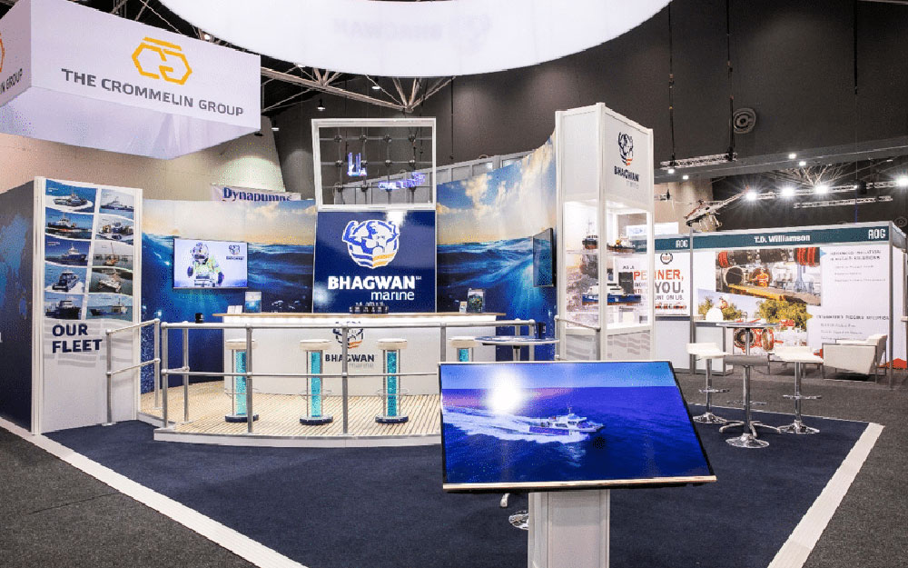 More Success for Bhagwan Marine at AOG