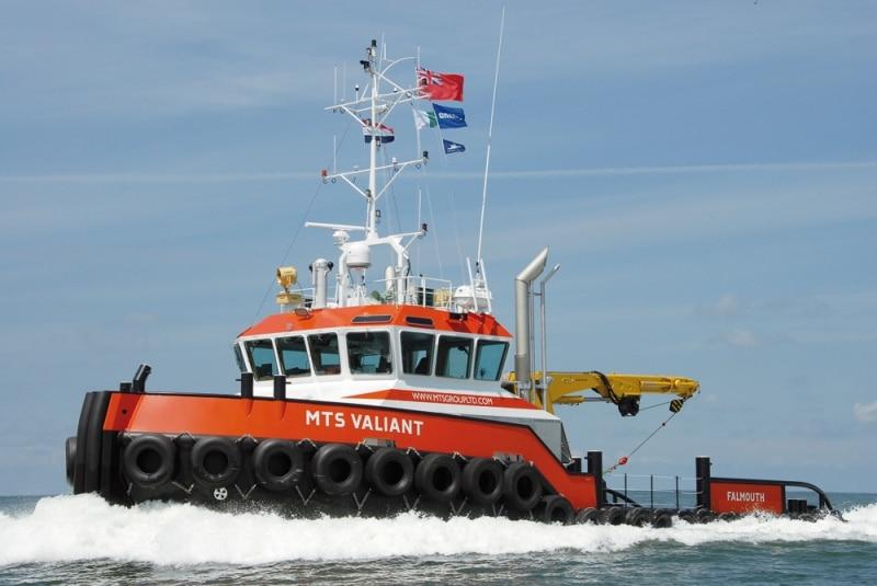 Purpose Built Vessels » Work Boats » Bhagwan Marine