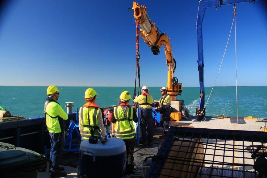 Bhagwan Marine Awarded Australian Tidal Energy Contract